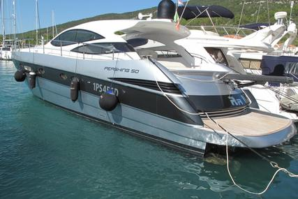 Pershing 50 for sale in Croatia for €360,000 (£321,383)