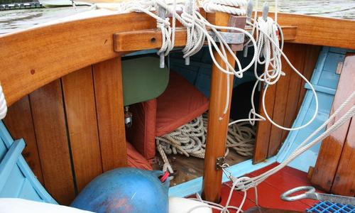 Image of Classic Dayboat Bermudan cutter for sale in United Kingdom for £4,900 Torquay, Devon, , United Kingdom