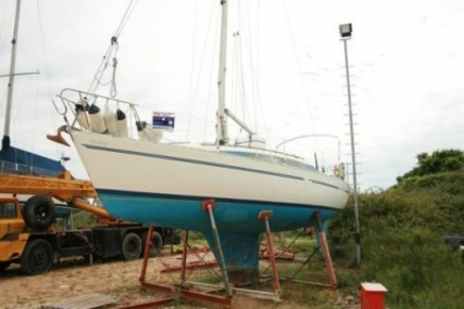 Moody 28 for sale in Greece for €16,500 (£14,526)