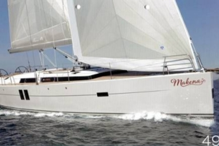 Hanse 495 for sale in Greece for £242,000