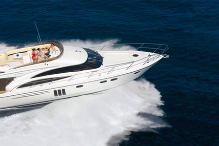 Princess 58 for sale in Netherlands for €595,000 (£521,582)