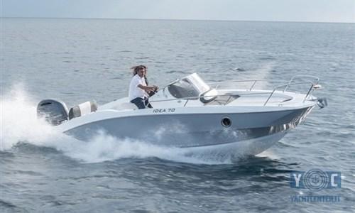 Image of Idea Marine 70 WA HM200 for sale in Italy for €54,900 (£47,175) Friuli-Venezia Giulia, Italy