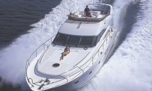 Image of Princess 61 for sale in Spain for €360,000 (£315,759) Spain