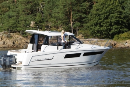 Jeanneau Merry Fisher 855 for sale in Germany for €86,900 (£77,613)