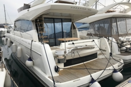 Prestige 500 for sale in France for €610,000 (£535,360)