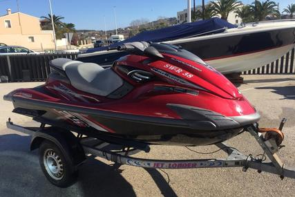 Yamaha WaveRunner FZS for sale in Spain for €8,800 (£7,770)
