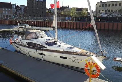 Jeanneau Sun Odyssey 42 DS for sale in Poland for €123,000 (£108,789)