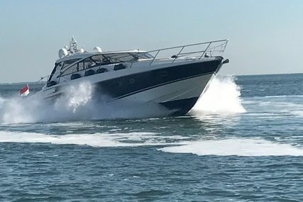 Princess V58 for sale in Netherlands for €339,000 (£298,434)
