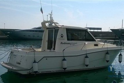 Rodman 870 for sale in Italy for €62,000 (£55,379)