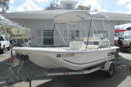 Carolina Skiff 16 JVX w/60 HP E-Tec for sale in United States of America for $11,999 (£8,616)