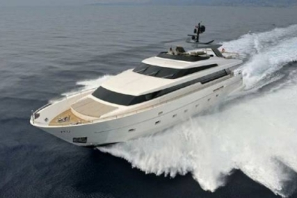 Sanlorenzo 94 for sale in United Kingdom for €3,999,000 (£3,486,790)