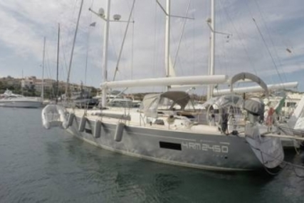 Grand Soleil 54 for sale in Italy for €440,000 (£387,372)