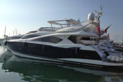 Sunseeker 82 Manhattan for sale in Italy for €1,350,000 (£1,195,886)