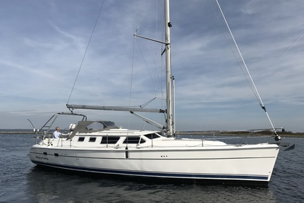 Hunter 44 DS for sale in Netherlands for €107,500 (£95,228)