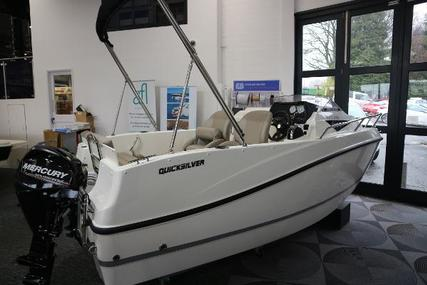 Quicksilver 455 Cabin for sale in United Kingdom for £16,450