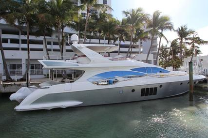 Azimut FBMY Somewhere I Belong for sale in United States of America for $2,149,000 (£1,534,123)