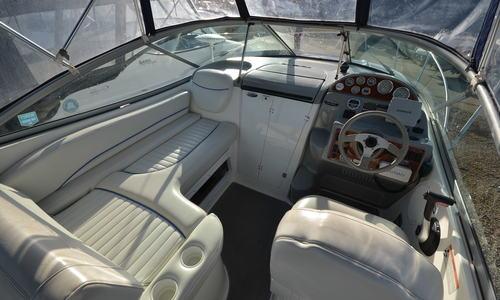 Image of Bayliner 245 for sale in United Kingdom for £24,950 Boats.co. HQ, Essex Marina, United Kingdom