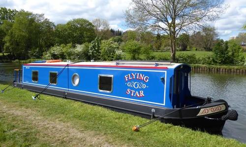 Image of Aintree Beetle - 35FT Narrowboat for sale in United Kingdom for £46,000 Guildford, Surrey, , United Kingdom