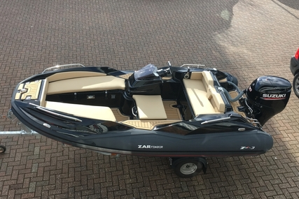 Zar Formenti ZF-3 Tender for sale in United Kingdom for £38,705