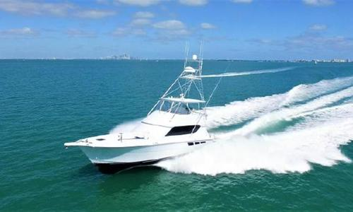 Image of Hatteras Convertible for sale in United States of America for $725,000 (£516,779) Miami, United States of America