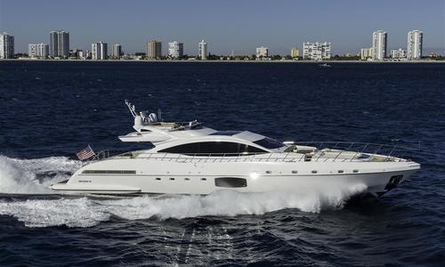 Image of Mangusta Express for sale in United States of America for $7,600,000 (£5,418,856) Miami Yacht Show, United States of America