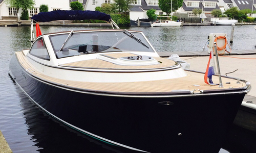Image of Long Island 33 Runabout Sun for sale in Netherlands for €129,000 (£114,098) Muiden, Netherlands