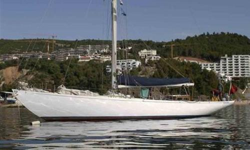 Image of Nicholson Bermudan Cutter for sale in Portugal for €350,000 (£306,131) Portugal