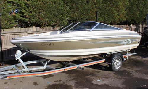 Image of Larson 180 LX for sale in United Kingdom for £9,950 Walton-on-Thames, Surrey, , United Kingdom