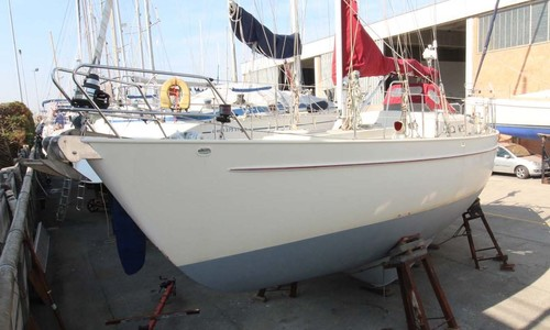 Image of Dick Zaal 38 for sale in Italy for €98,000 (£86,127) In . Contact For Sail Enkhuizen, Italy
