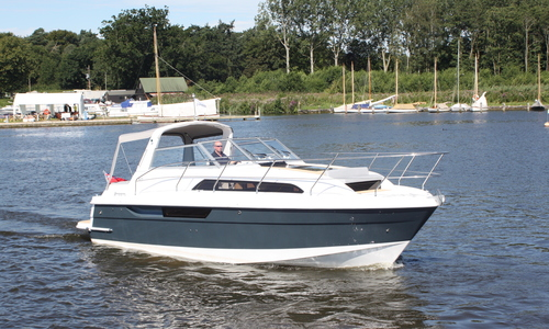 Image of Broom boats 30 Coupe (Soft top) for sale in United Kingdom for £89,950 Norwich, United Kingdom