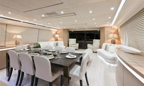 Image of Pershing 115' for sale in Spain for €7,900,000 (£6,914,479) Ibiza, , Spain
