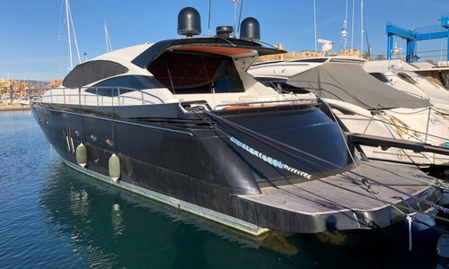 Image of Pershing 62 for sale in Spain for €399,950 (£348,088) Sotogrande, Spain