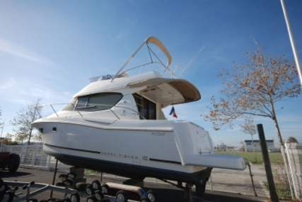 Jeanneau Merry Fisher 10 for sale in France for €89,000 (£78,584)
