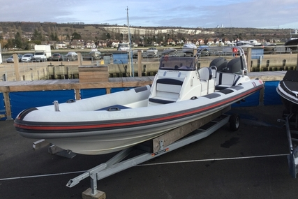 Scorpion R27 8.1 RIB with twin Yamaha F150 AET engines. for sale in United Kingdom for £34,995