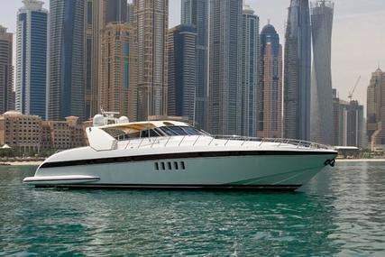 Mangusta 80 Open Motor Yacht for sale in United Arab Emirates for $599,000 (£451,462)