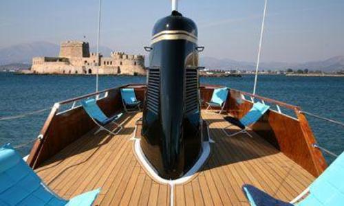 Image of Kristiansands Mek Verksted A.S. 34m EXPLORER for sale in Greece for €1,200,000 (£1,056,468) Greece