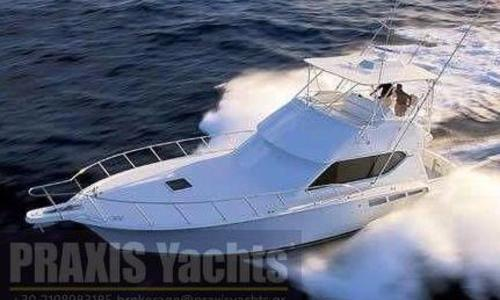 Image of Hatteras 50 Convertible for sale in Greece for €520,000 (£456,950) Cyprus, Greece