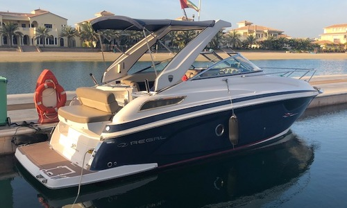 Image of Regal 28 Express Cruiser for sale in  for 230.000 AED (48.816 £)