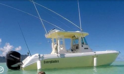 Image of Everglades 290 Pilot for sale in United States of America for $88,000 (£71,130) Kaneohe Bay, Hawaii, United States of America