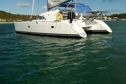 Lagoon 410 S2 for sale in Saint Martin for $244,995 (£192,680)