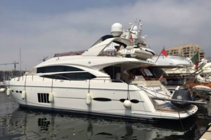 Princess 72 for sale in Lebanon for €1,350,000 (£1,188,454)
