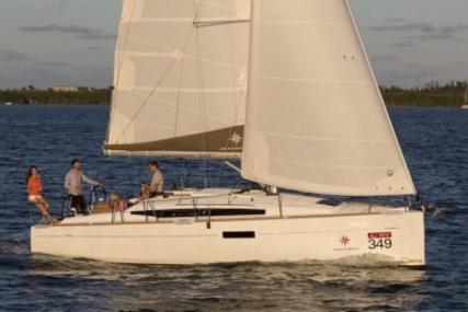 Jeanneau Sun Odyssey 349 for sale in Portugal for €115,000 (£99,400)