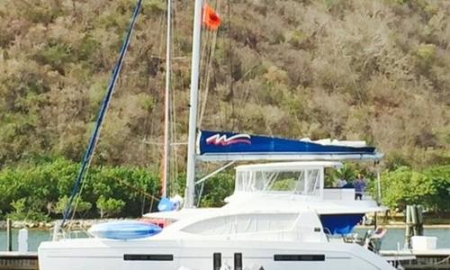 Image of Leopard 58 for sale in Antigua and Barbuda for 999.000 $ (782.382 £) Antigua and Barbuda