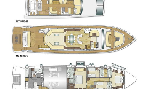 Image of Majesty 90 for sale in United Arab Emirates for €3,060,504 (£2,706,734) Dubai & VAE, Dubai & VAE, United Arab Emirates