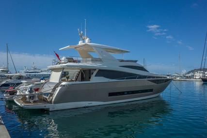 Prestige 750 for sale in Spain for €2,050,000 (£1,810,075)