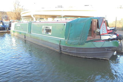 R&D Fabrications Traditional Stern Narrowboat for sale in United Kingdom for £37,995