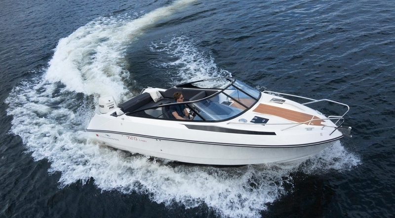Ocean Master 720 Cabin for sale in United Kingdom for £ 58 919