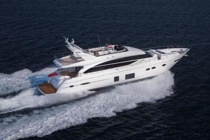 Princess 82 for sale in Italy for €2,990,000 (£2,647,119)