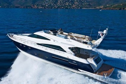 Fairline Squadron 65 for sale in Turkey for €1,025,000 (£897,847)