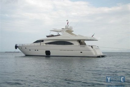 Ferretti 830 for sale in Turkey for €2,165,000 (£1,917,100)